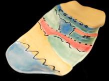 Colorful Ceramic Serving Platter