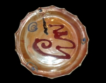 Ceramic Centerpiece Bowl