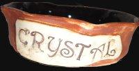 Personalized Dog Bowl
