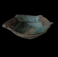 raku bowl